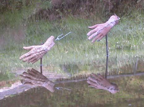 À fleur de peau, 2004. Cunlhat, Auvergne, France.